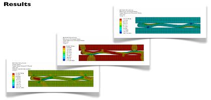 Mô phỏng vật liệu phi tuyến dùng phần mềm ANSYS